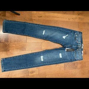 Banana Republic Skinny ankle Denim Jeans size 25